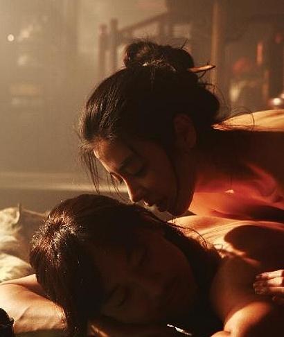 韓国映画 美人図
