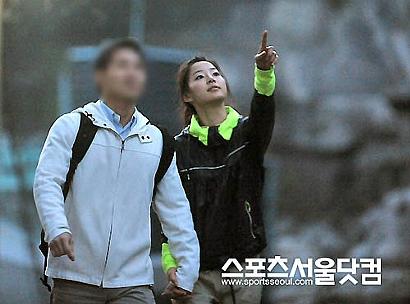 韓国女優 ハン・ジヘ熱愛