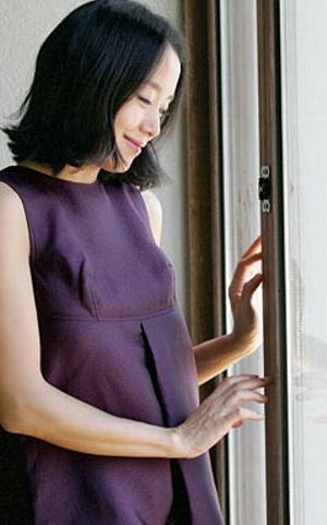 韓国女優 チョン・ドヨン 出産