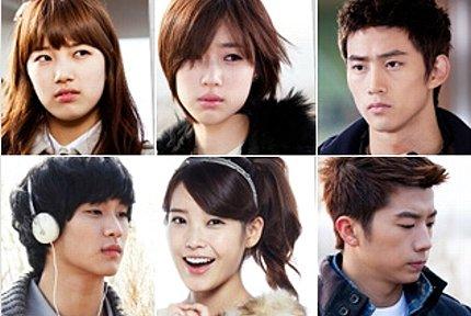 韓国アイドルドラマ『ドリームハイ』早くも日本で放送開始