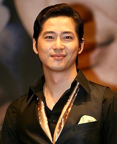 韓国俳優 カン・ジファン