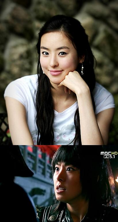 韓国女優 イ・ダヒ