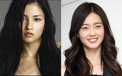 黒木メイサと韓国女優 コ・アラ 昴