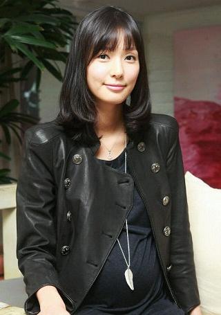 ソン・テヨンの妊婦画像