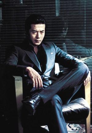 韓国映画・宿命 クォン・サンウ
