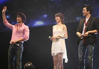 2008恋歌 ソン・スンホン、イ・ヨニ、パク・ヨンハ