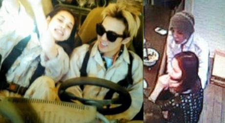 G-Dragonと水原希子の熱愛説が再燃