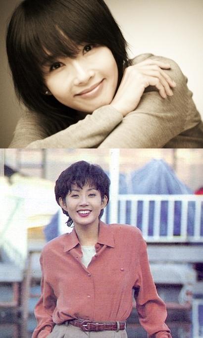 韓国女優 チェ・ジンシル 今と昔