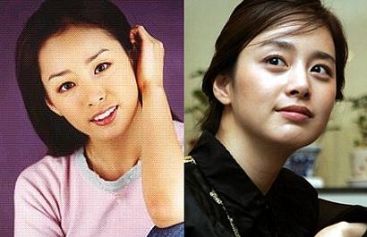 韓国女優 キム・テヒ整形