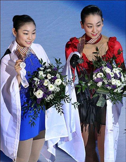 浅田真央優勝もキム・ヨナとはレベルが違う…韓国メディア