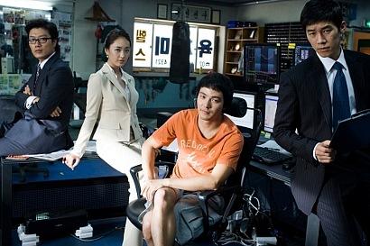 韓国映画 作戦