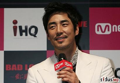 韓国俳優 キム・ソンス 日本ファンミーティング