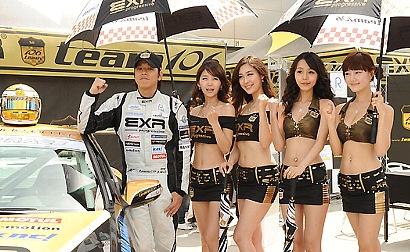 リュ・シウォンがレーシングチーム旗揚げ