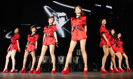 T-ara 日本ショーケース
