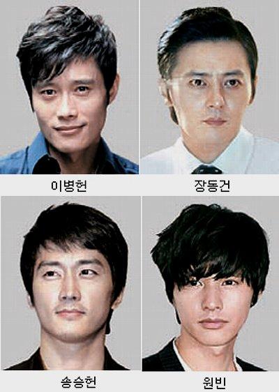 イ・ビョンホン、チャン・ドンゴン、ソン・スンホン、ウォンビンが東京ドームに集結!