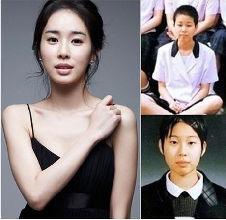 韓国女優 ユ・インナ 整形前後疑惑画像