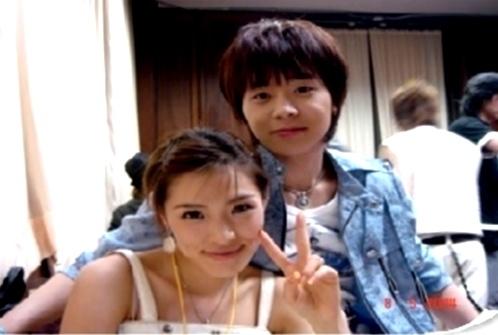 ミッキーユチョンとガヒの交際写真公開